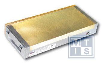 Permanent magnetische Aufspannplatte