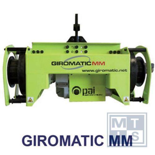 Giromatic Drehvorrichtung GPMM-4-200, 4.000kg, 2.000mm
