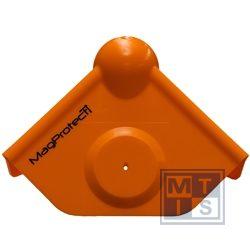 MagProtect MPV_MO, Sicherheitsecke, mit Befestigungslöcher