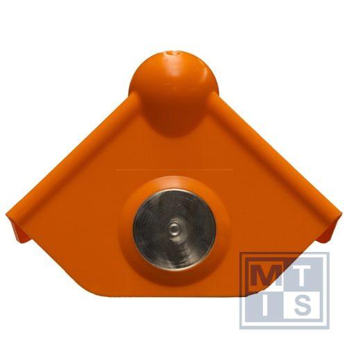 MagProtect MPS_M1-25, Sicherheitsecke, mit Magnet und Befestigungsloch