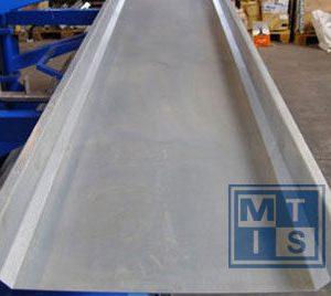 Ablagefach für Schwenkarm-Regal 1500 mm