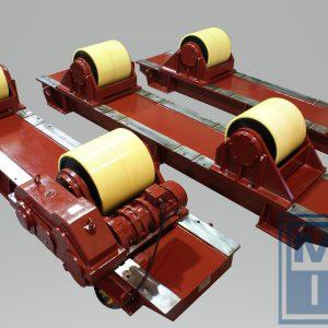 5000 kg Rollenbock