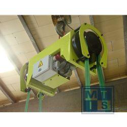 Giromatic Drehvorrichtung GPMM-30-250, 30.000kg, 2.500mm