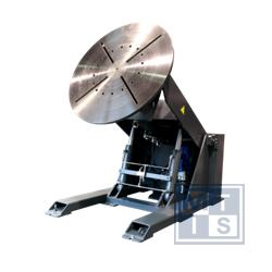 5000 kg hydraulischer Schweißdrehtisch HB-HE-50