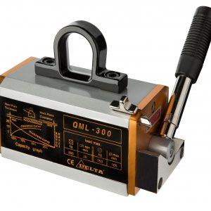 Permanent-Lasthebemagnet 300 kg QML-300