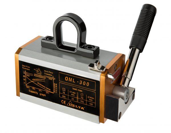 Permanent-Lasthebemagnet 2.000 kg QML-2000