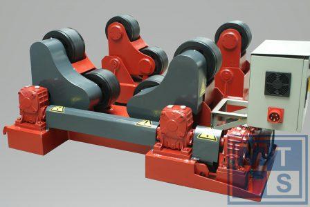40000 kg Rollenbock selbstjustierend