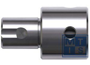 Adapter für Kernbohrer Nitro One-Touch-Weldon