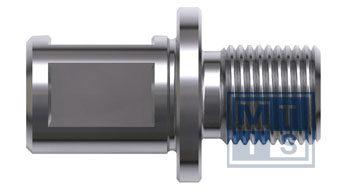 Adapter für Kernbohrer Weldon M16