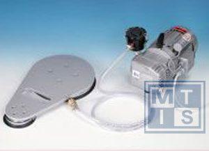 Vakuumplatte Ø 400 mm für glatte Oberflächen
