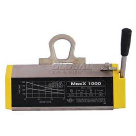 Permanent-Lasthebemagnet 1.000 kg MaxX 1000