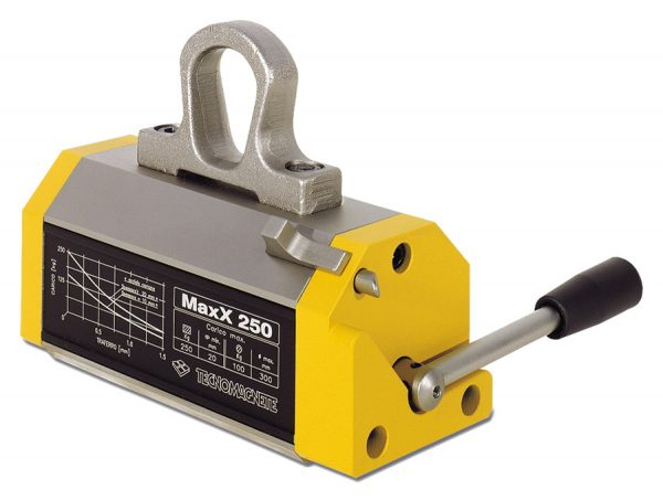 Permanent-Lasthebemagnet 500 kg MaxX 500