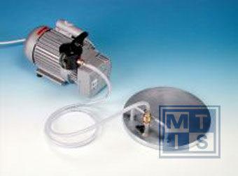Vakuumplatte Ø 300 mm speziell für Profilbahnen