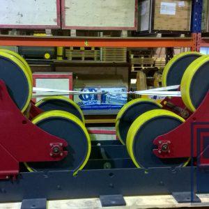 8000 kg Rollenbock (Special)