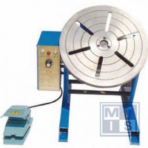 100 kg Schweißdrehtisch BY-100 1-7 rpm