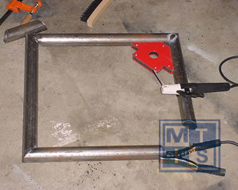 Schweißmagnet 85 x 65 mm