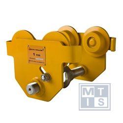 Rollfahrwerk Delta Yellow, 3.000kg