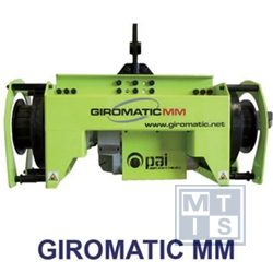 Giromatic Drehvorrichtung GPMM-16-250, 16.000kg 2.500mm