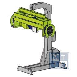 Giromatic Drehvorrichtung GPMM-1-200, 1.000kg 2.000mm
