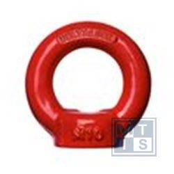 Ringmutter Grade 80 M-42 9,00 ton